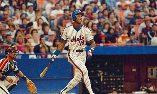 8-time MLB All-Star Darryl Strawberry ::: Click to listen