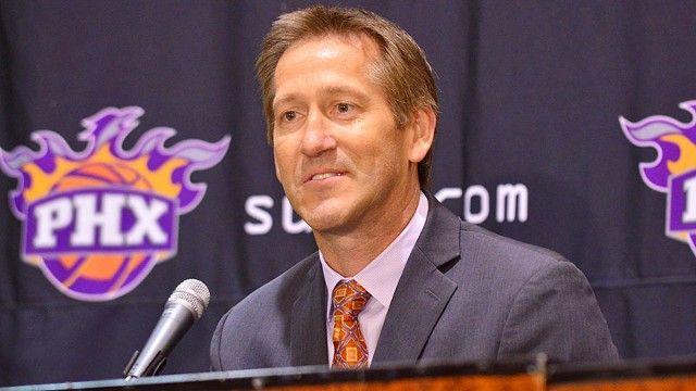 Phoenix Suns Head Coach Jeff Hornacek ::: Click to listen