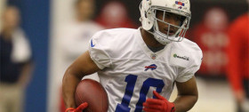 Buffalo Bills Wide Receiver Robert Woods ::: Click to listen