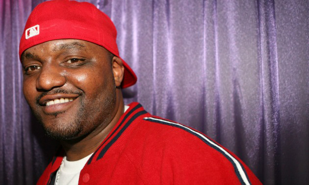 Actor and Comedian Aries Spears ::: Click to listen