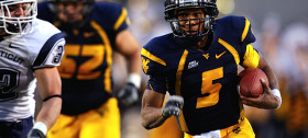 Former West Virginia Star QB Pat White ::: Click to listen