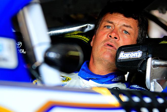Race Car Driver Michael Waltrip ::: Click to listen