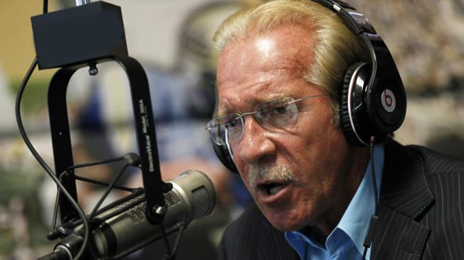 CBS Sportscaster Pat O'Brien ::: Click to listen