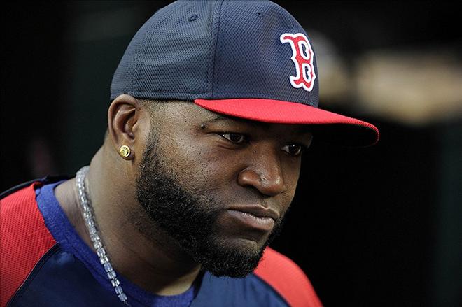 Boston Red Sox Slugger David Ortiz ::: Click to listen