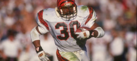 Former Bengals RB Ickey Woods ::: Click to listen