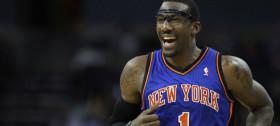 New York Knicks Star Amar'e Stoudamire ::: Click to listen