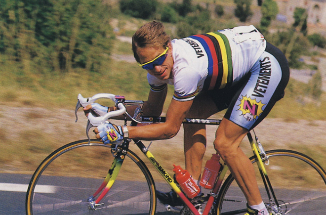 Legendary Cyclist Greg Lemond ::: Click to listen