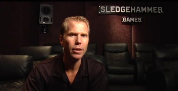 Call of Duty Developer Michael Condrey ::: Click to listen