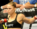 Ronda Rousey Says She'll Beat Cyborg to the Ground::: Click to listen