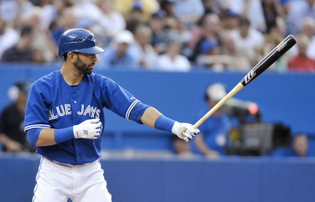 Five-time MLB All-Star Jose Bautista ::: Click to listen