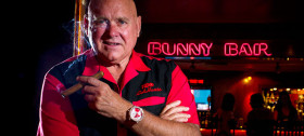 "Author and ""Cathouse"" Star Dennis Hof ::: Click to listen"