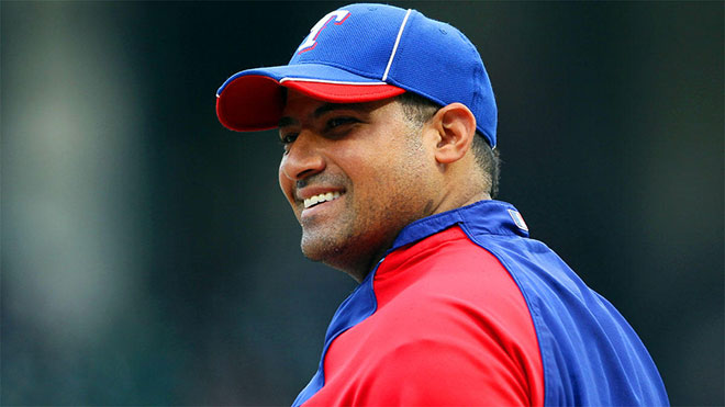 Two-time World Series Champion Bengie Molina ::: Click to listen