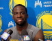 Draymond Green Talks Golden State Basketball ::: Click to listen