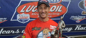 Two-time NHRA Champion Bruno Massel ::: Click to listen